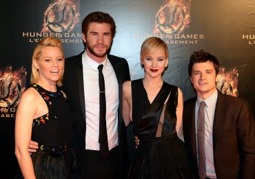 FRANCE-ENTERTAINMENT-CINEMA-HUNGER-GAMES