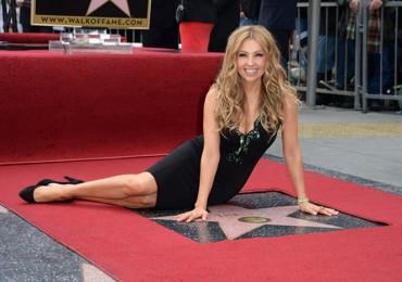 Thalia estrella paseo de la fama ap