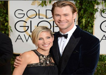 Elsa Pataky y Chris Hemsworth GO14 EFE2