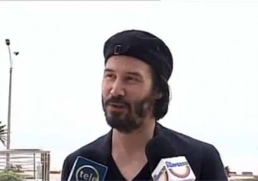 Keanu Reeves Uruguay You Tube