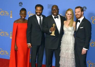 71st Golden Globe Awards - Press Room