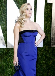 Reese Witherspoon alfombra roja oscar 2013 efe