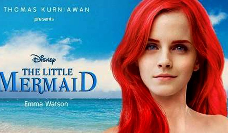 Emma Watson Será Ariel En La Nueva Versión De La Sirenita Cine
