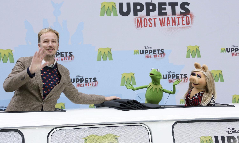 Muppets, los más buscados' lleva el idilio entre René y