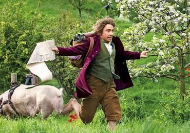 El hobbit escena 1