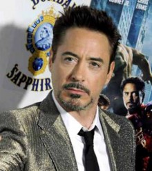 Robert Downey Jr. repite como actor mejor pagado de Hollywood