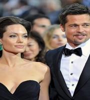 Angelina Jolie y Brad Pitt se casaron efe 2