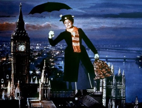 Mary Poppins escena 2