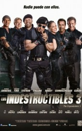los indestructibles 3 poster latino