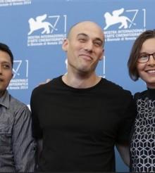Oppenheimer presentó 'The Look of Silence' en Venecia