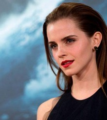 Emma Watson apoya campaña de mujeres en la política