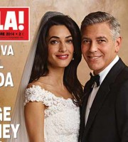 George clooney revista hola