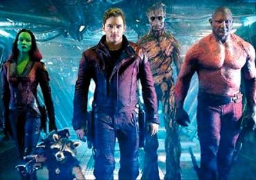 Guardianes de la galaxia escena 31
