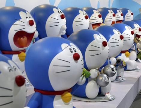 Quédate conmigo Doraemon efe