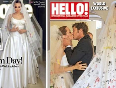 boda de jolie y pitt hello y people