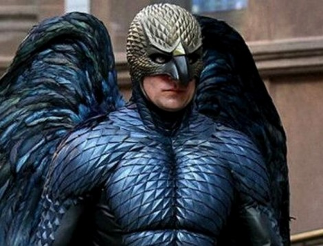 Birdman escena 3
