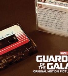 Banda sonora de 'Guardianes de la Galaxia' será reeditada en formato cassette
