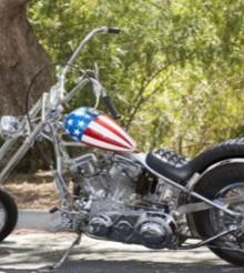 Subastaron supuesta moto de 'Buscando mi destino'