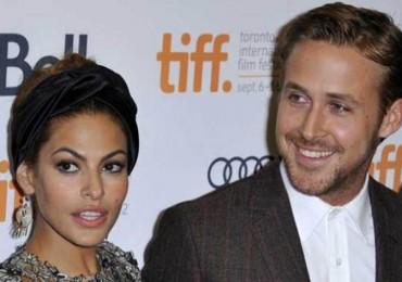 Ryan Gosling y Eva Mendes efe