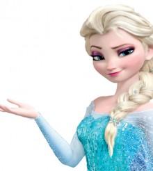 Elsa, de Frozen, 'congela' a Barbie esta Navidad