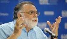 Coppola: Futuro del cine está más en internet que en las salas