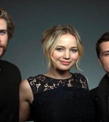 Estrellas imaginan elenco para 'Juegos del hambre'