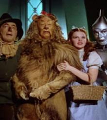 A la venta el traje del león de 'El Mago de Oz'