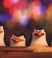 los pinguinos de madagascar escena 1