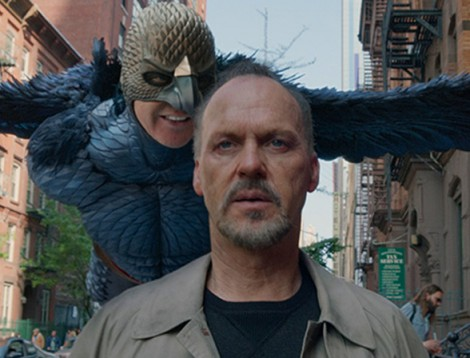 Birdman escena 9