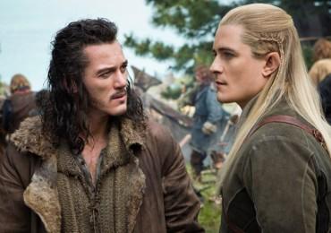 El Hobbit La Batalla De Los Cinco Ejércitos escena 3