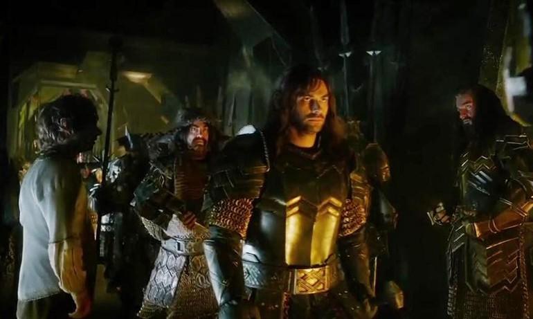 El Hobbit La Batalla De Los Cinco Ejércitos escena 5