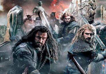 el hobbit la batalla de los cinco ejercitos escena 8 co