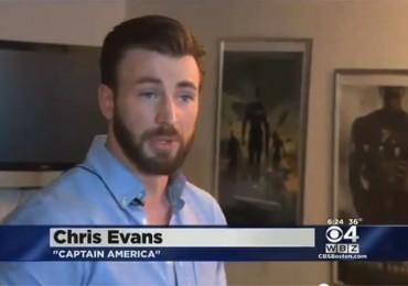 Chris Evans Capitan America Youtube