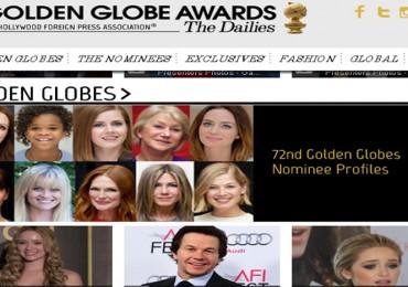 Pagina de los Glogos de Oro