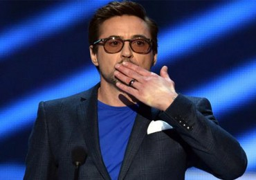 Robert Downey Jr People's Choice ap 2