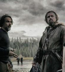Difunden imágenes del rodaje de 'The Revenant', lo nuevo de Di Caprio