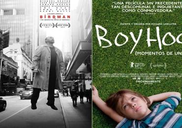 Birdman y Boyhood 3
