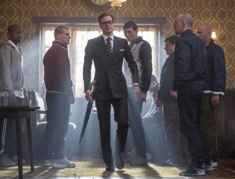 Kingsman Servicio secreto escena 2