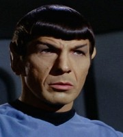 Leonard Nimoy Star Trek 2
