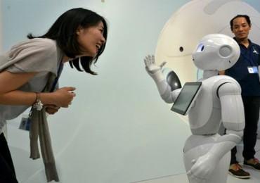Robot Pepper EFE 2