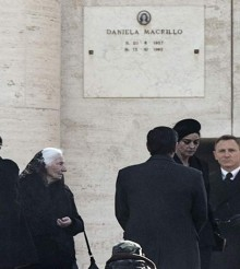 James Bond se adueña de Roma para el rodaje de 'Spectre'