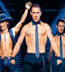 Channing Tatum habló de su pasado como 'stripper'