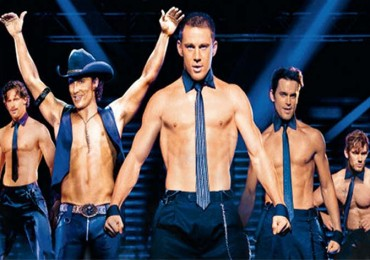 Channing Tatum Magic Mike 2