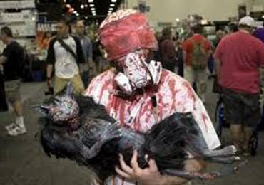 Zombie Comic-Con de San Diego EFE