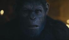 """César en peligro en el 1er Trailer de """"El Planeta De Los Simios: La Guerra"""""""