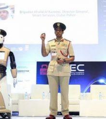 RoboCop llega a Dubai para impartir justicia