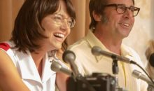 Primer vistazo a Emma Stone y  Steve Carell en 'batalla de los sexos'